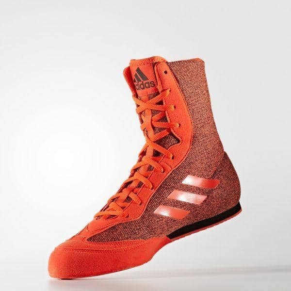 new style 70877 5076c Adidas Box Hog Plus Boxing Boots - Red