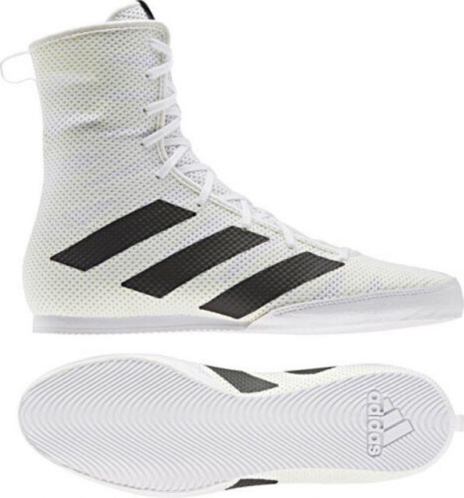 Adidas Box Hog 3 Boxing Boots   Adult