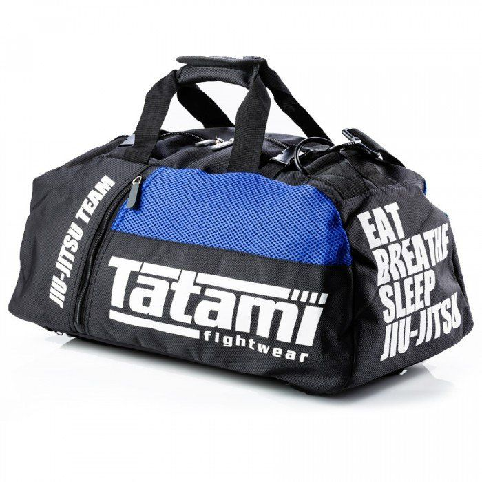 Jiu Jitsu Gear Bag Training Bag MMA BJJ  Gym Holdall Backpack