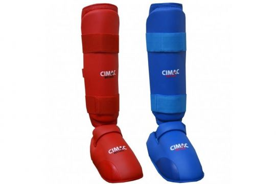 Cimac Shin & Removable Instep Pads
