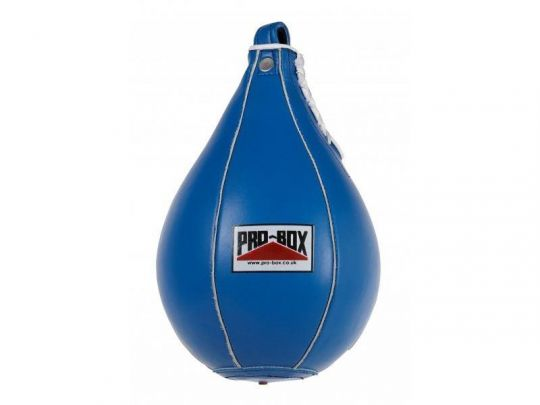 Pro Box PU Boxing Speedball - Blue
