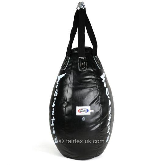 Fairtex Tear Drop Punch Bag - Filled