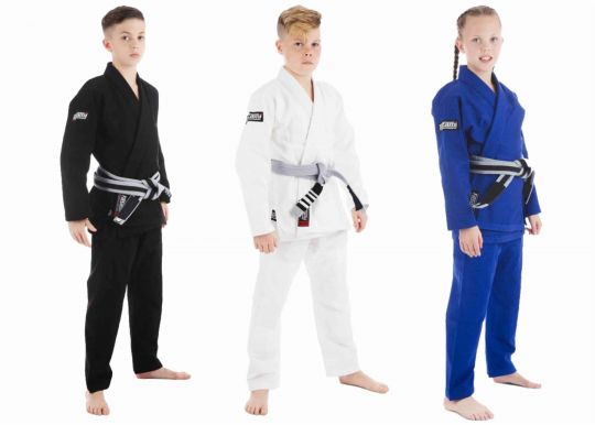 Tatami Kids Roots BJJ Gi