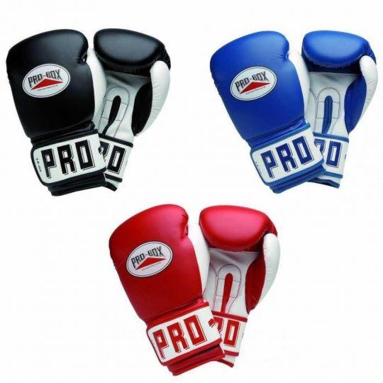 Pro Box PU Club Club Essentials Boxing Gloves