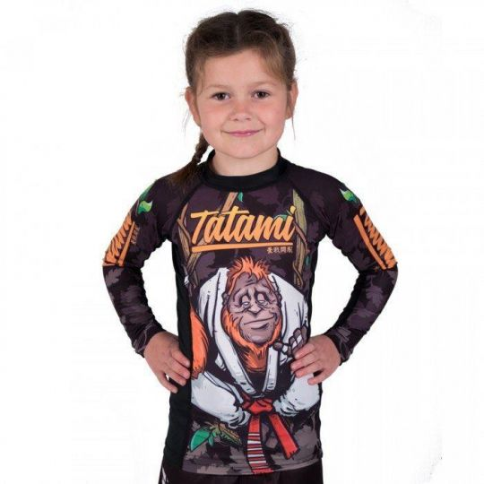 Tatami Kids Hang Loose Rash Guard