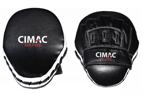 Cimac Leather Focus Mitts