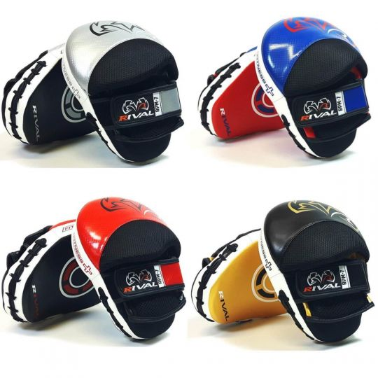Rival Fitness Plus Punch Mitt