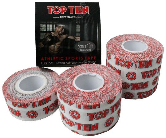 Top Ten Sports Tape | Boxing Protection | Fight Equipment UK