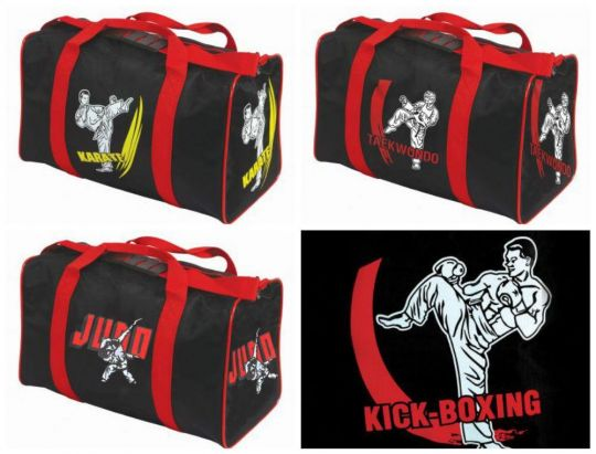 Cimac Kickboxing Motif Holdall | Clothing | Fight Equipment UK