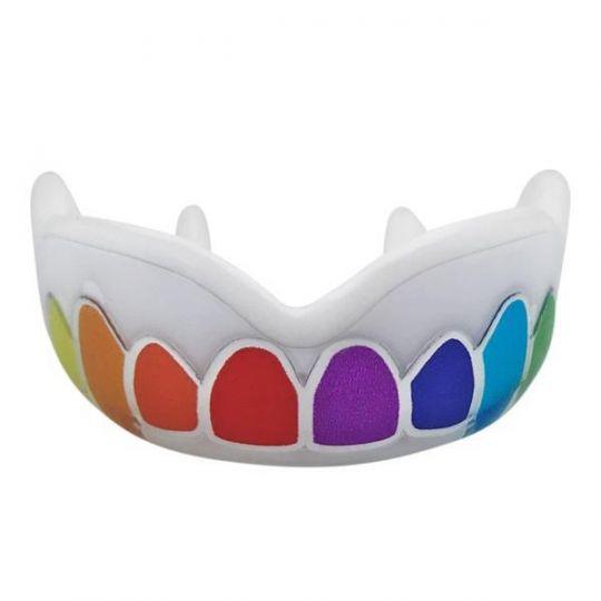 Damage Control Adult Mouthguard - Rainbow Grillz