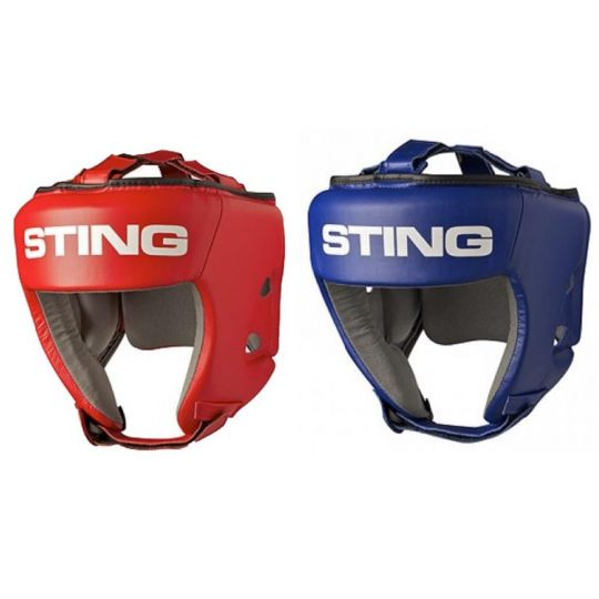 Sting AIBA Competition Boxing Head Guard