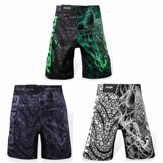Fumetsu Rampage Fight Shorts