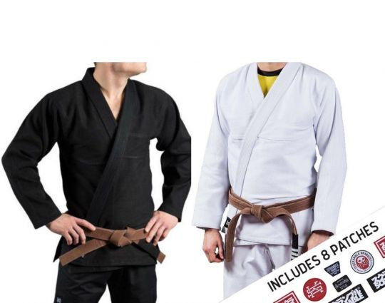 Scramble Standard Issue BJJ Gi