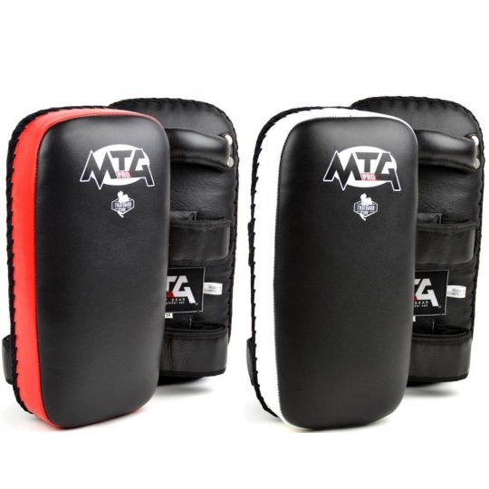 MTG Pro Leather Muay Thai Kick Pad