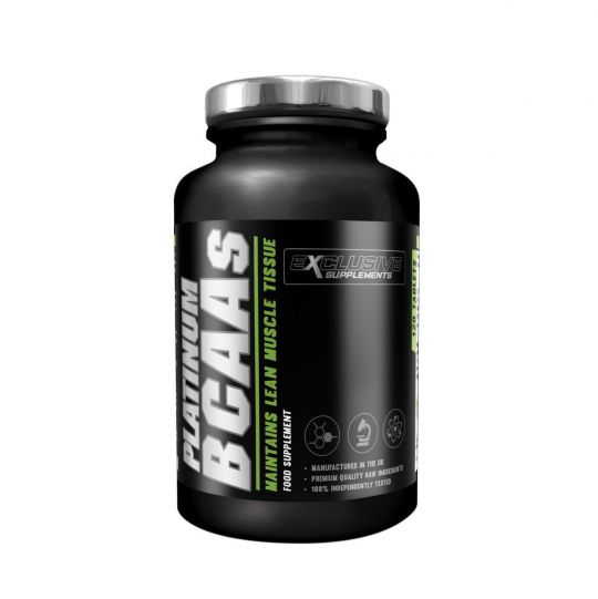 Exclusive Supplements Platinum BCAA