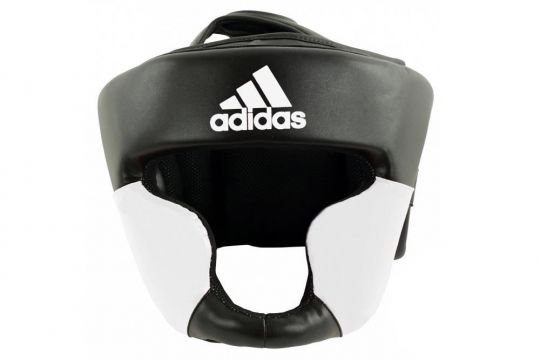 Adidas Leather Response Head Guard