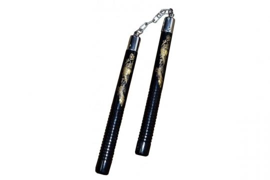 Cimac Gold Dragon Nunchaku