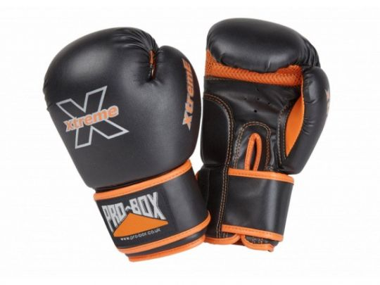Pro Box Xtreme PU Junior Gloves