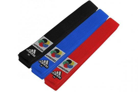 Adidas WKF Karate Belt - Fight Equipment UK