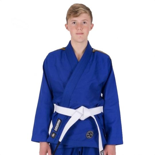 Tatami Nova Kids Absolute BJJ Gi - Blue