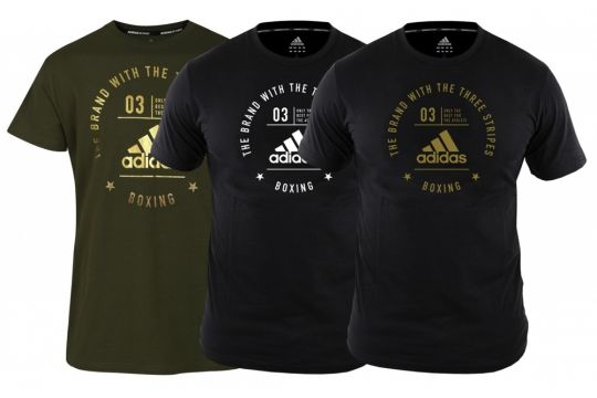 Adidas Boxing T-Shirt