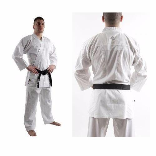 Kids Adidas Fighter Kumite Karate Uniform - WKF Approved