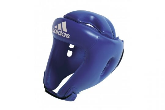 Adidas Rookie Head Guard - Blue | Protection | Fight Equipment UK