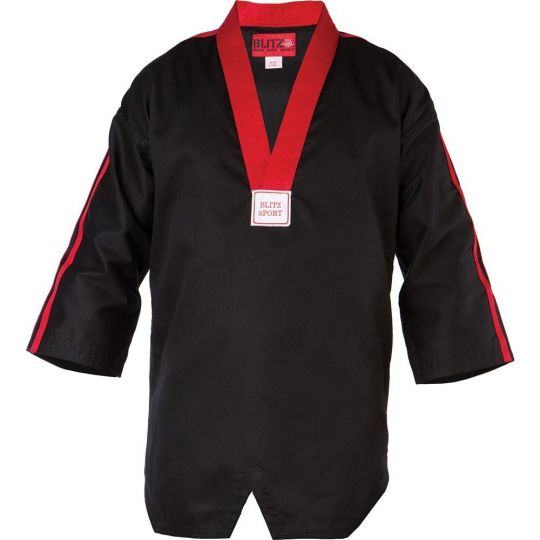blitz-kickboxing-top-balck-and-red