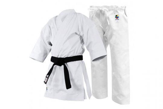 Adidas WKF Yawara Japanese Cut Karate Suit
