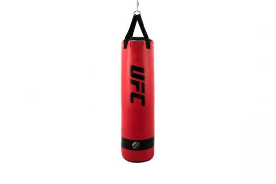 UFC MMA Heavy Punch Bag - Red