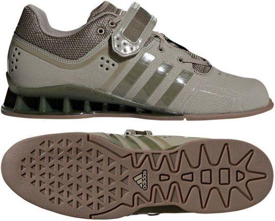 Adidas Adipower Weightlifting Boots - Cargo