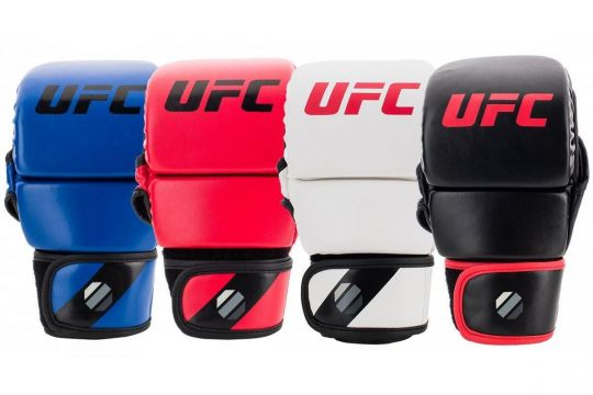 UFC MMA Sparring Gloves - 8oz