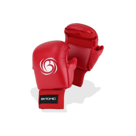 bytomic-tournament-karate-mitt-with-thumb-red