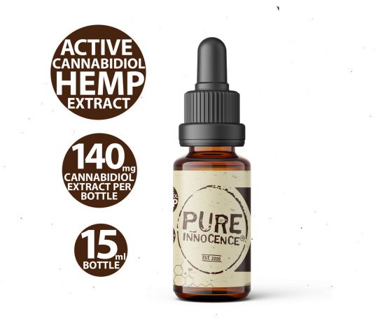 Pure Innocence Organic CBD Oil - 14% Strength