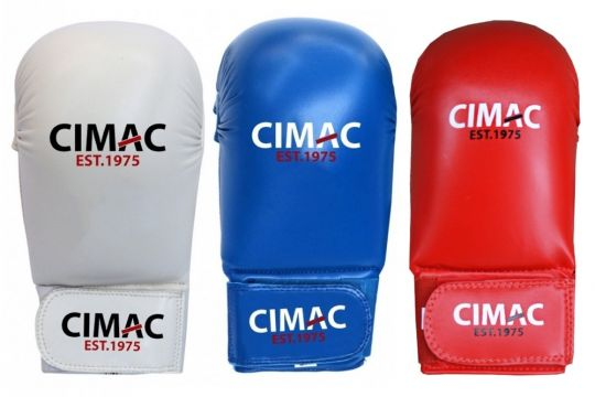 Cimac Karate Mitts