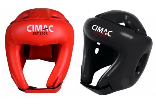 Cimac PU Boxing Headguard