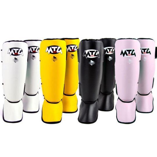 MTG Pro Leather Shin Pads