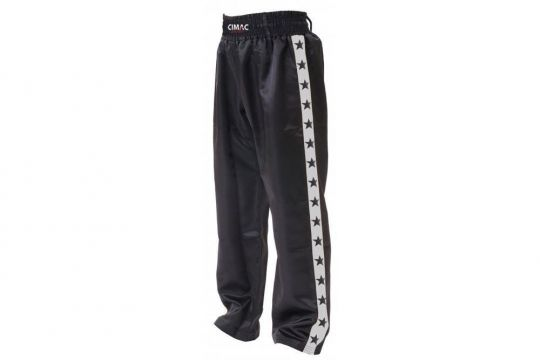 Cimac Satin Kickboxing Trousers