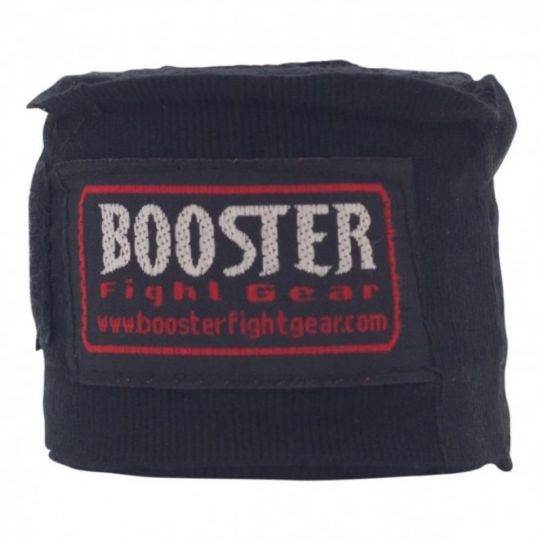 Booster 4.6m Pro Hand Wraps - Black