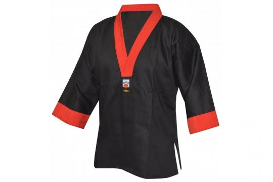 Cimac Kickboxing Jacket Black / Red