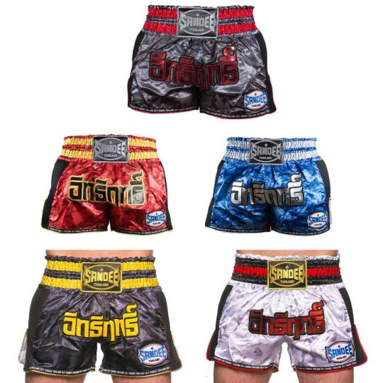 Sandee Supernatural Thai Shorts