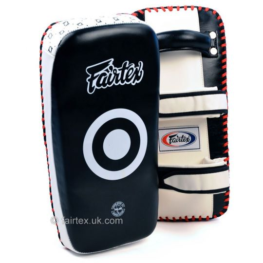 Fairtex Curved Muay Thai Kick Pads