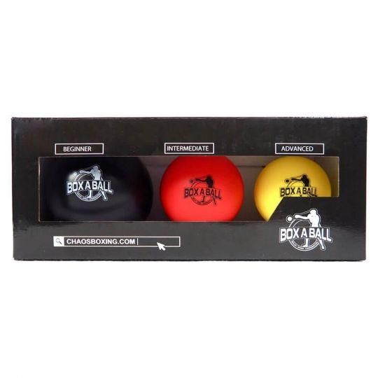 Box A Ball Reflex Trainer - Pack of Three