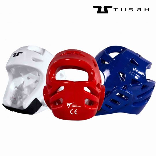Tusah WTF Approved Taekwondo Headguard