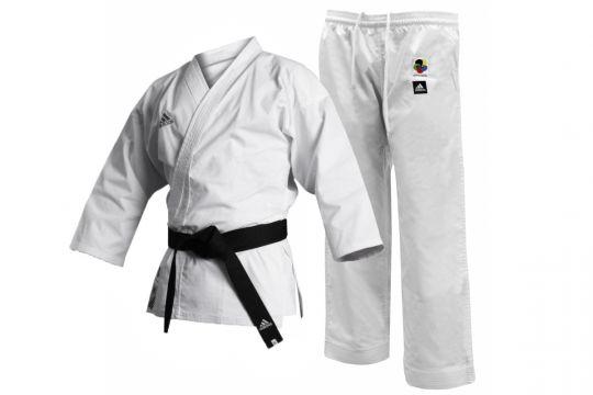Adult Adidas Club Karate Uniform - WKF Approved