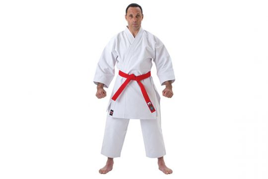 Giko Tournament Karate Uniform - Japanese Cut