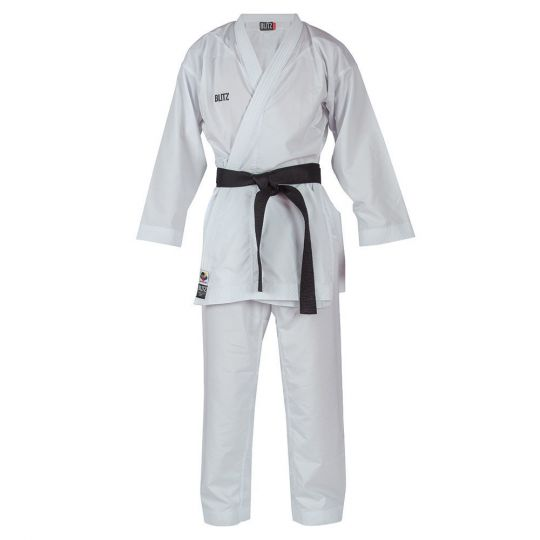 Blitz Sport Adult Competition Lite WKF Approved Kumite Karate GI