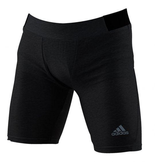 Adidas Compression Shorts - Black