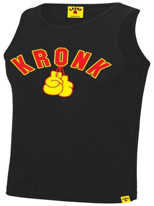 Kronk Gloves Training Vest - Black