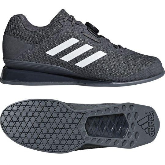 Adidas Leistung 16 II Weightlifting Boots - Grey